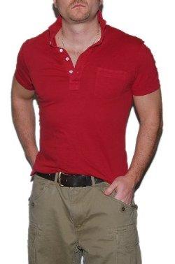 Ralph Lauren - Mens Vintage Henley Shirt