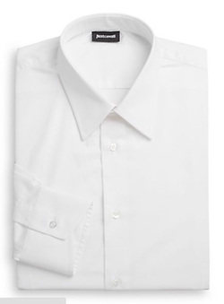 Just Cavalli - Camica Cotton Dress Shirt