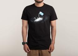 Threadless - The Milky Way Tee Shirt