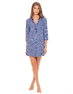 DKNY  - Seaside Bliss Sleepshirt