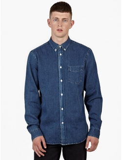 Acne Studios - Washed Denim Isherwood Shirt