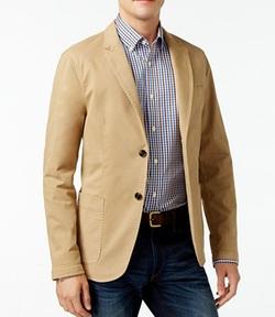 Michael Kors - Slim-Fit Garment Dyed Sport Coat