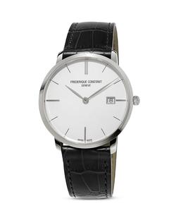 Frederique Constant - Classics Slimline Quartz Watch