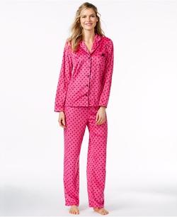 Charter Club - Minky Pajama