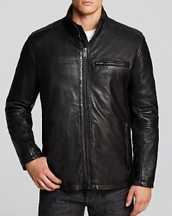 Marc New York  - Slade Leather Jacket