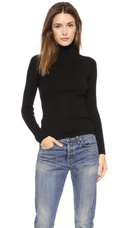 525 America  - Rib Turtleneck Sweater