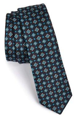 Topman - Geometric Print Tie