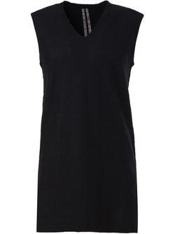 Rick Owens - Sleeveless Knit Top