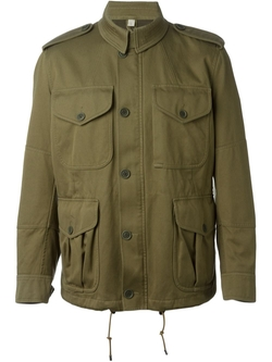 Burberry Brit   - Classic Military Jacket