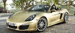 Porsche - Boxster Car