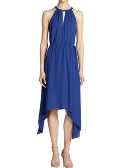 BCBGMAXAZRIA  - Keelie Halter Dress