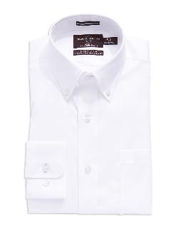 BLACK BROWN 1826 - Regular Fit Button-Down Dress Shirt