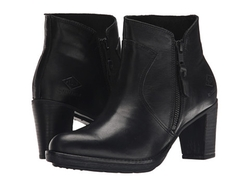 PLDM  - Spring Leather Ankle Boots