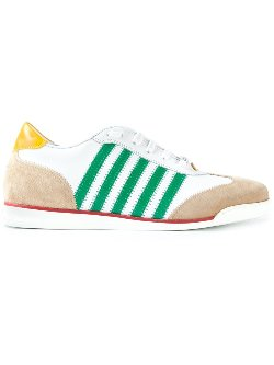 Dsquared2  - Striped Detail Sneakers