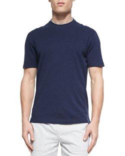 Brunello Cucinelli  - Cotton Crewneck Tee Shirt