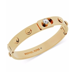 Michael Kors - Crystal Stud Bangle Bracelet