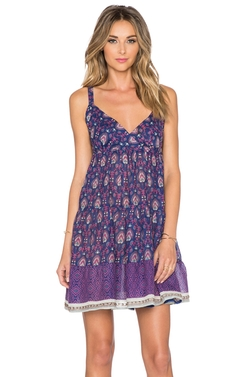 Indigo - Baby Doll Dress