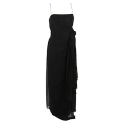 Emma Domb - Silk Chiffon Gown