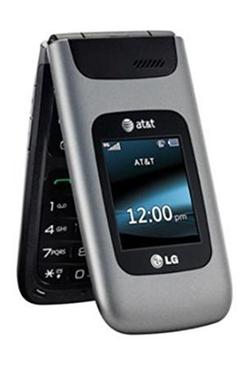 LG - A340 Flip Phone
