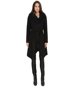 Zac Posen - Sofia Wool Wrap Coat