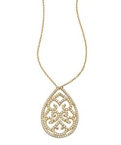 Seraphina Filigree - Teardrop Necklace