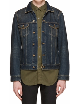 Saint Laurent - Classic Denim Jacket