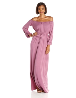 Rachel Pally - Freya Off Shoulder Maxi Dress