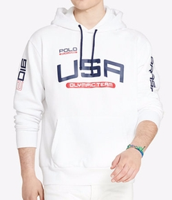 Polo Ralph Lauren - Team USA Fleece Hoodie