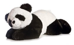 Aurora Plush - Xie-Xie Super Flopsie Panda Bear