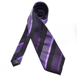 Pensee  - Polyester Silk Tie