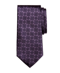 Brooks Brothers - Golden Fleece 7-Fold Brooks Brother Link Tie