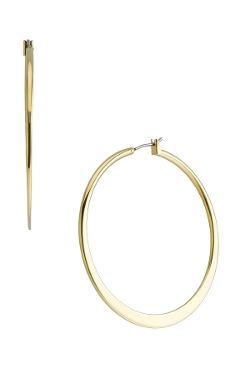 Nordstrom  - Tapered Hoop Earrings