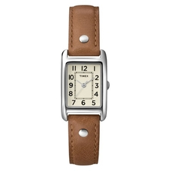 Timex - Leather Strap Watch