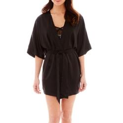 Cosmopolitan  - Kimono Wrap Robe