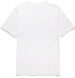 Handvaerk - Pima Cotton-Jersey T-Shirt