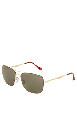 Topshop - Ashley Aviator Sunglasses