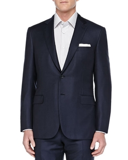 Brioni - Birdseye Two-Piece Suit