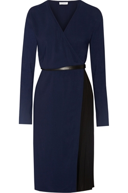 Vionnet - Belted Cady Dress