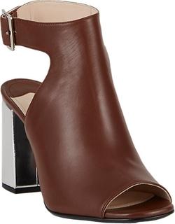 Prada - Halter Strap Peep Toe Boots