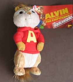 Konami - Mini Plush Toy - Alvin