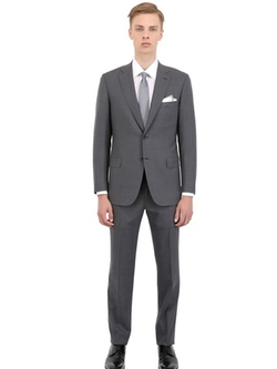 Brioni - Tropical Stretch Wool Slim Fit Suit