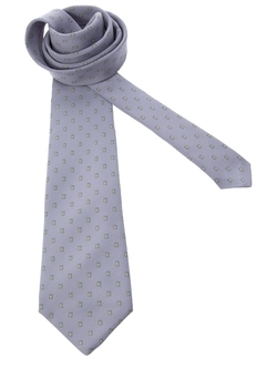 Pierre Cardin - Rectangle Print Tie