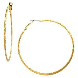 Target - Hoop Earrings