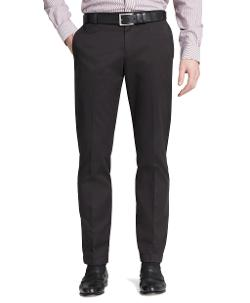 BROOKS BROTHERS - Milano Fit Plain-Front Lightweight Advantage Chinos