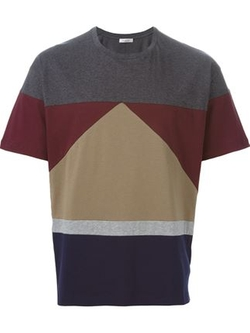 Valentino   - Colour Block T-Shirt
