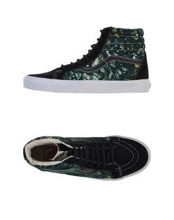 Vans - High-Top Sneakers