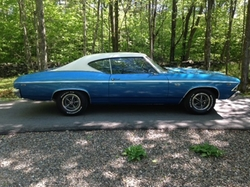 Chevrolet  - 1969 Chevelle SS Coupe