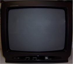 TVS - 12 Volt Color Television