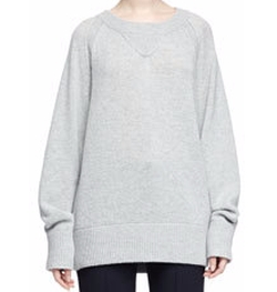 Chloé - Chunky Cashmere Crewneck Sweater