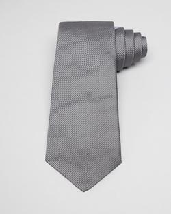 Valentino  - Double Stripe Classic Tie